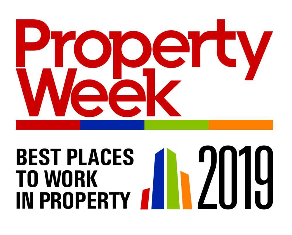 Property Week Best Companies Win