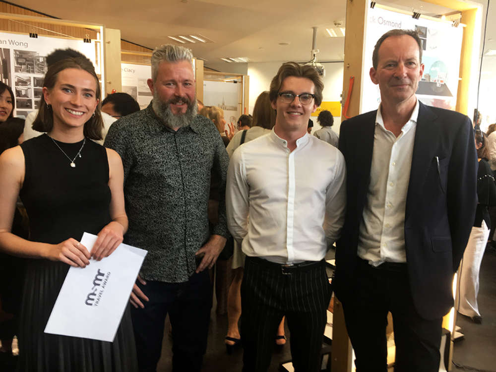 Rewards for Sheffield Architecture Students