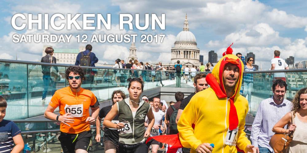 Charity Chicken Run