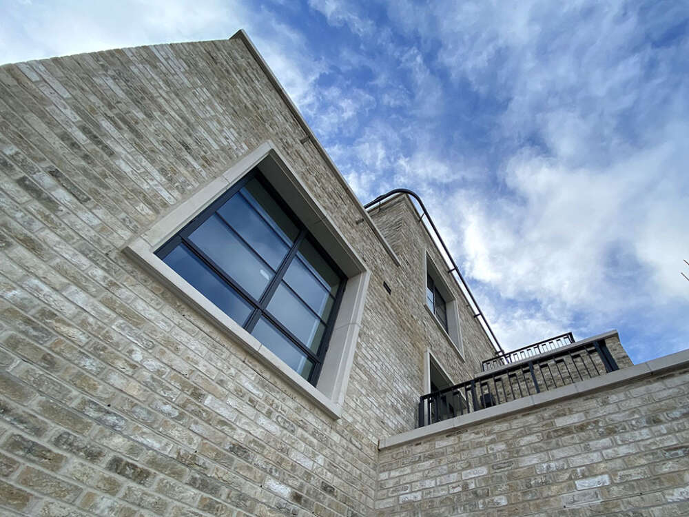 Morley House Nears Completion