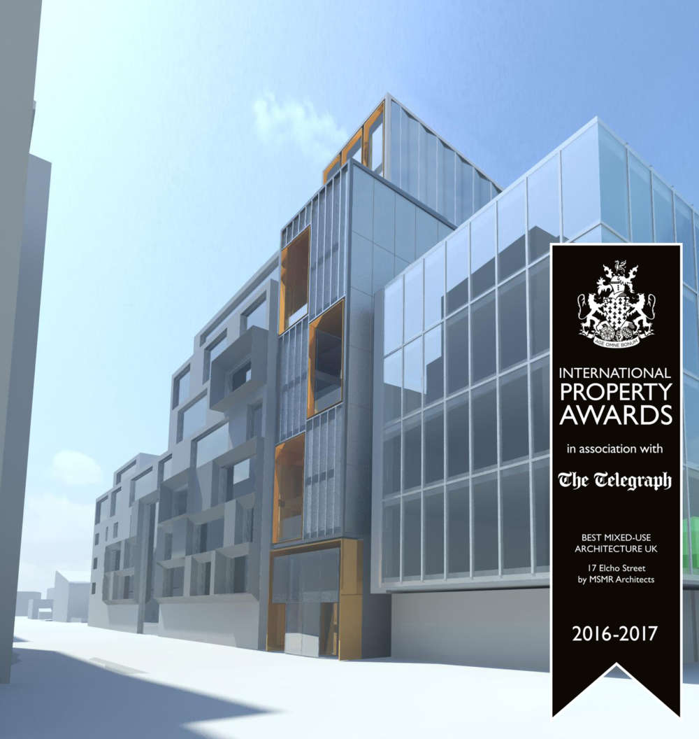 Elcho Street a winner at International Property Awards