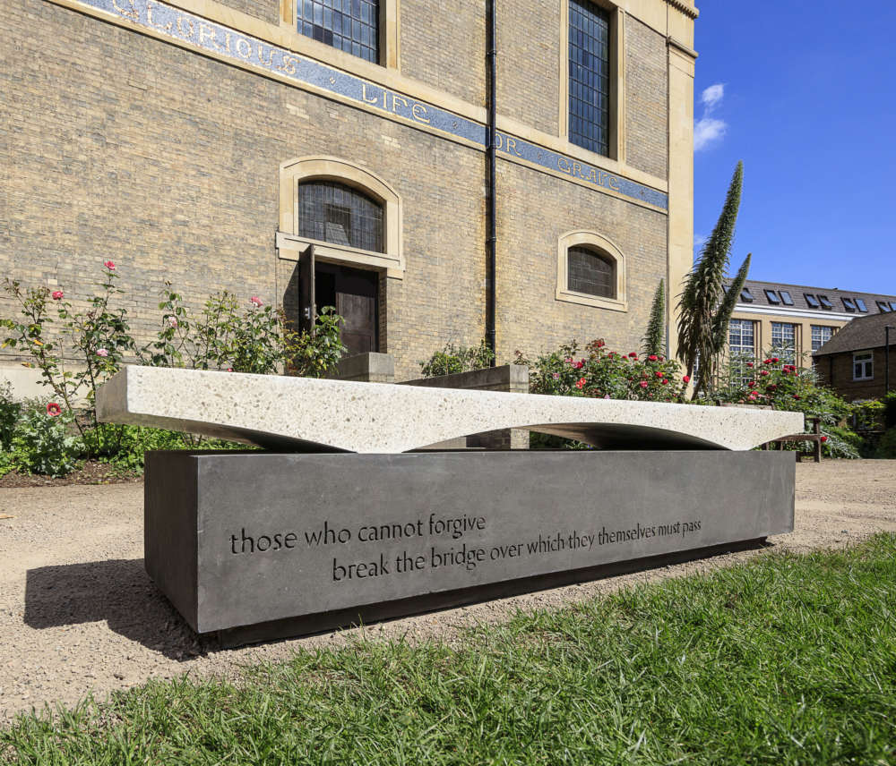 Dedication of Waterloo Bench marks bridge's 200th anniversary