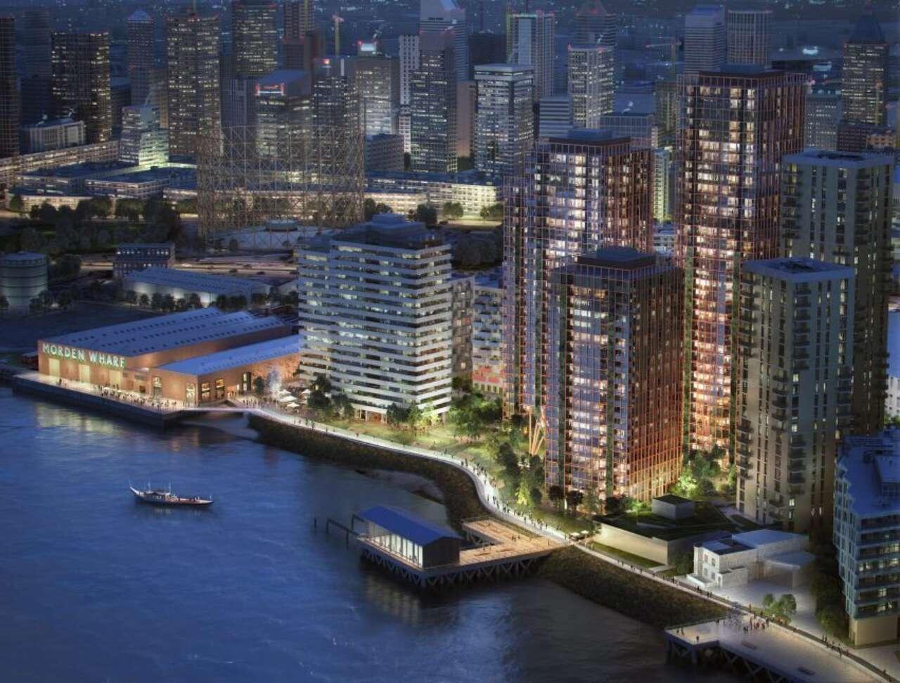 Planning success in Greenwich
