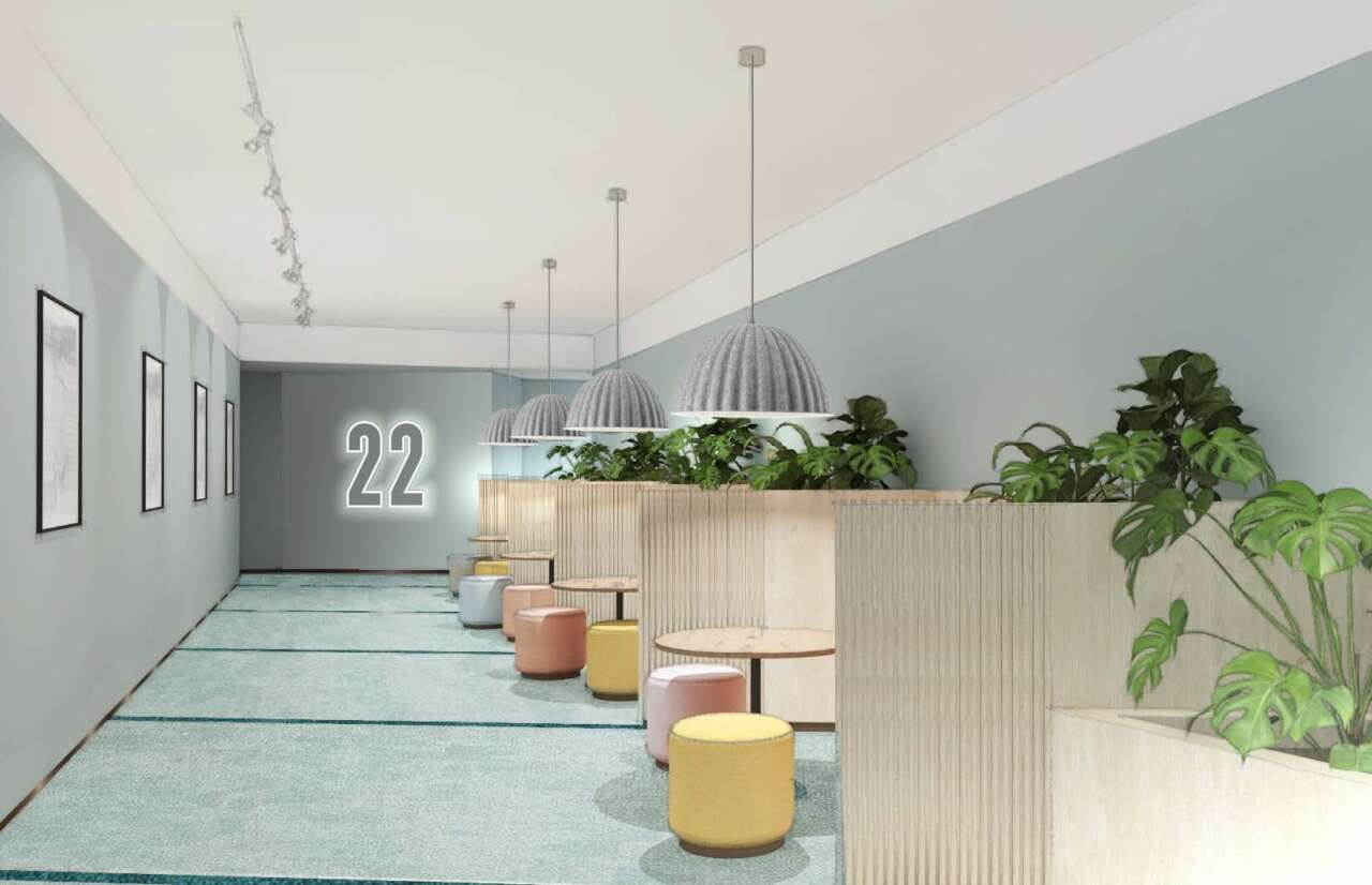 New Design Work at 22 Bishopsgate