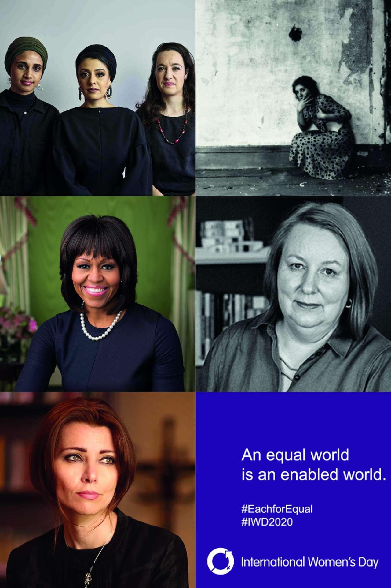 Inspired by Women