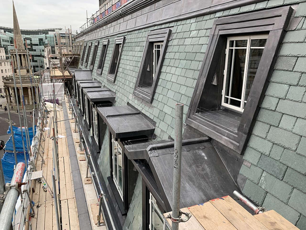 Progress At Morley House