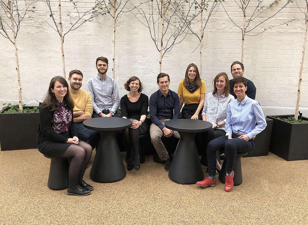 New Associates at MSMR
