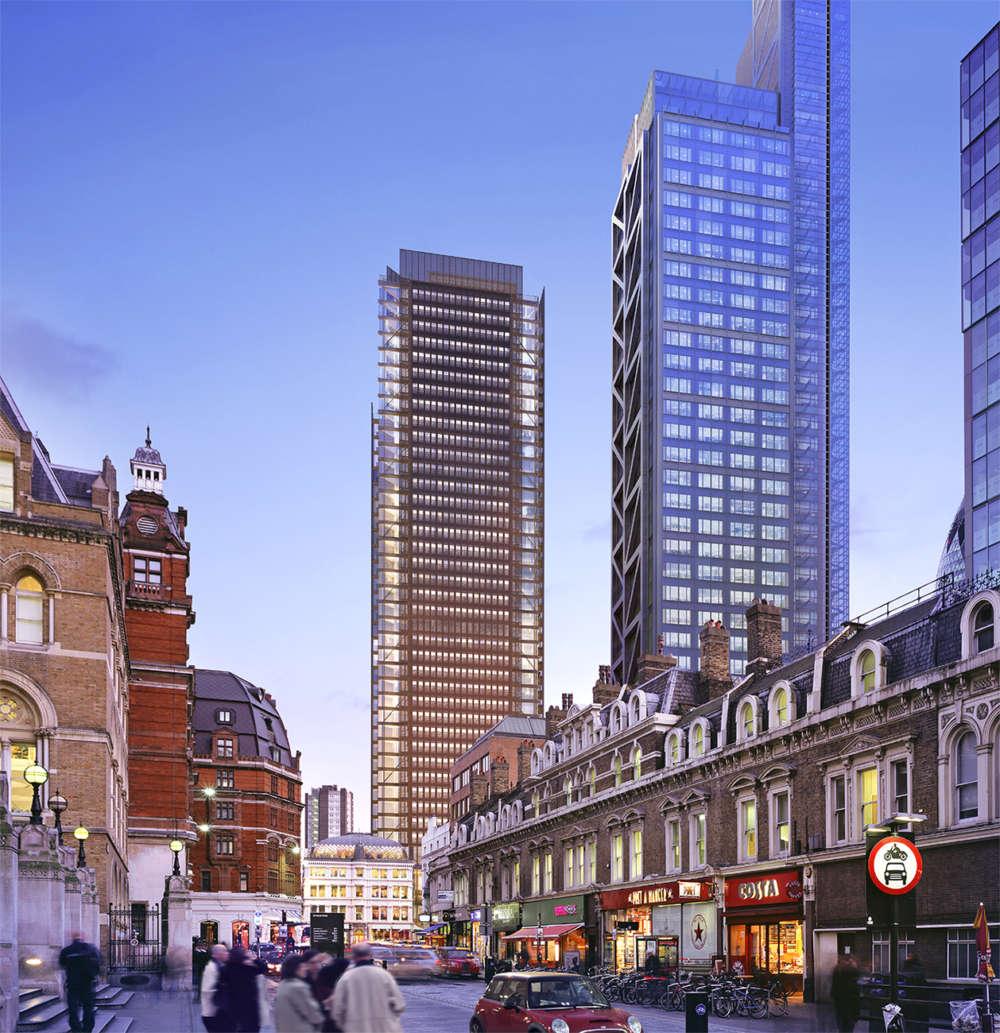 Property Awards success for 150 Bishopsgate