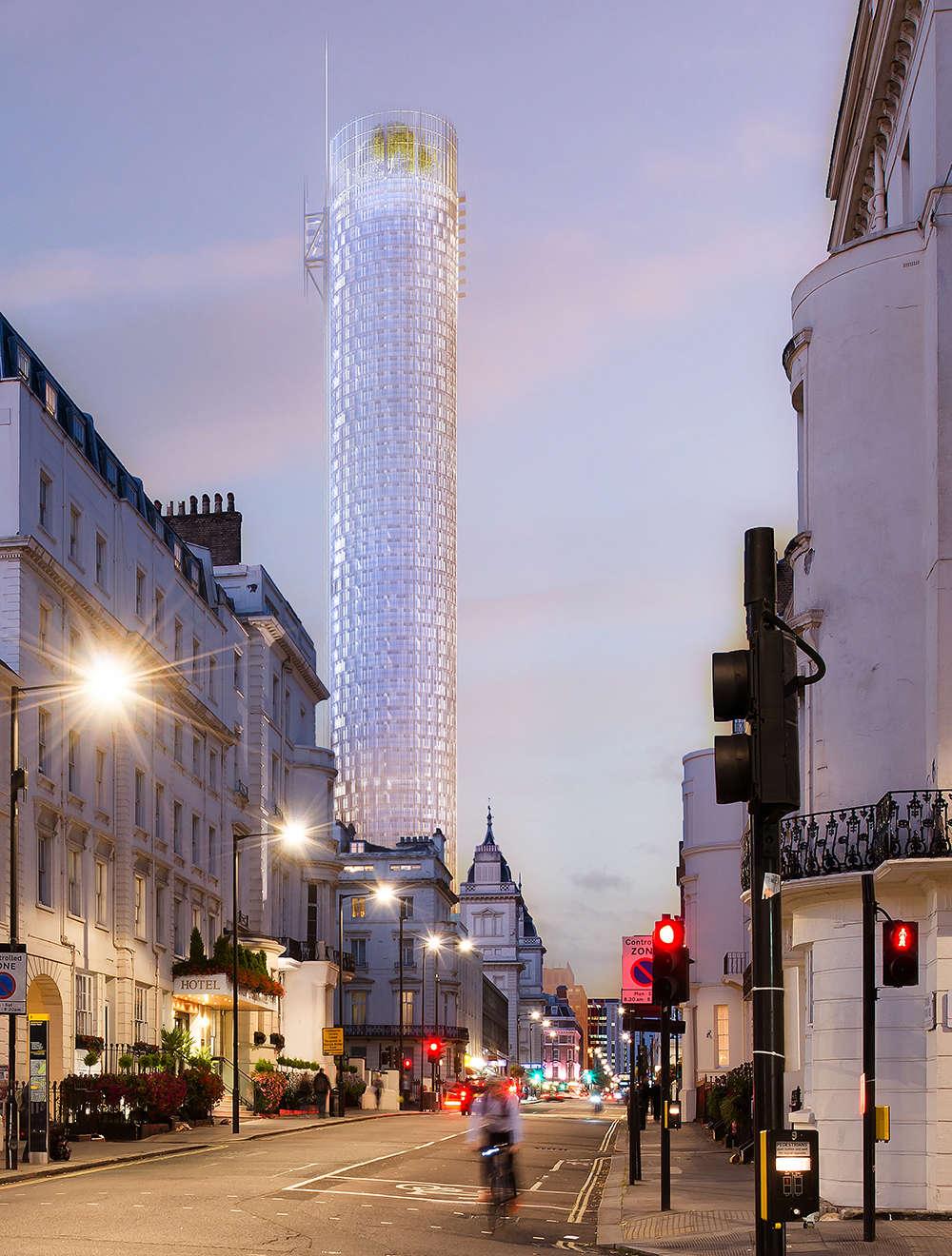 Paddington Tower