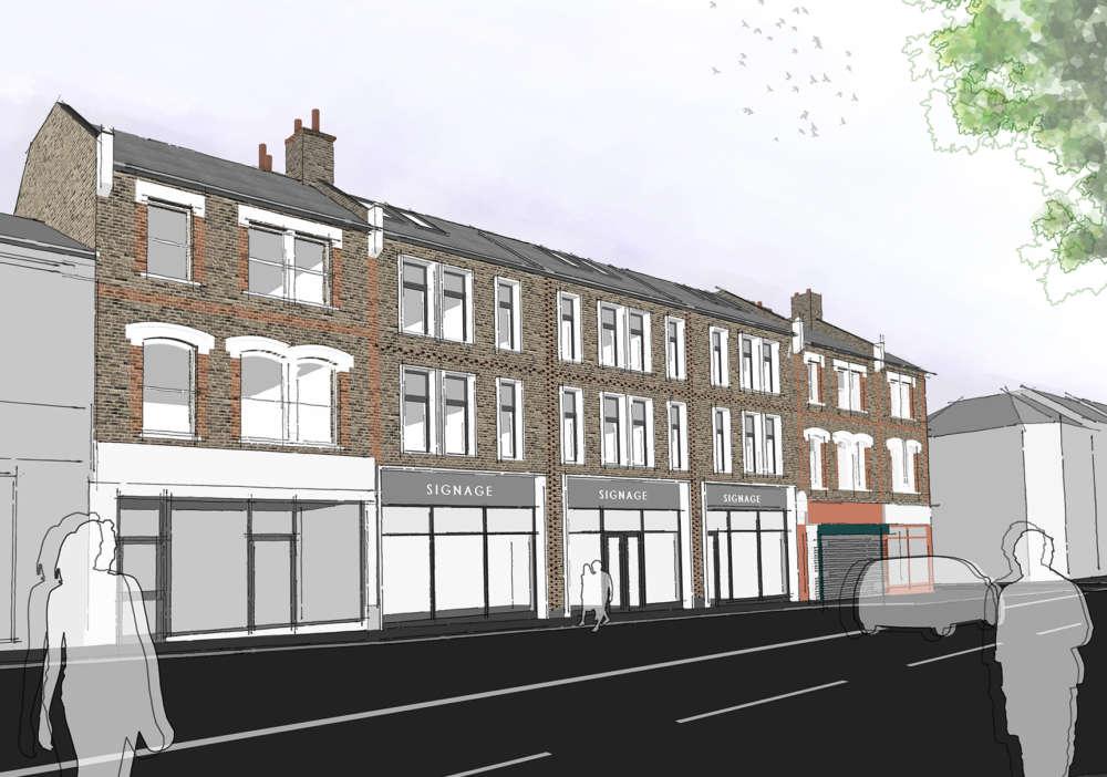 Harrow Road student housing