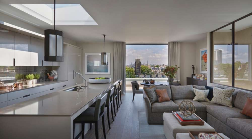 Lowndes Square Penthouses