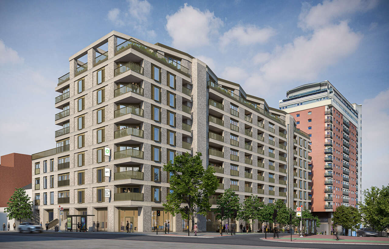 Planning Submitted for Sustainable Sutton Scheme