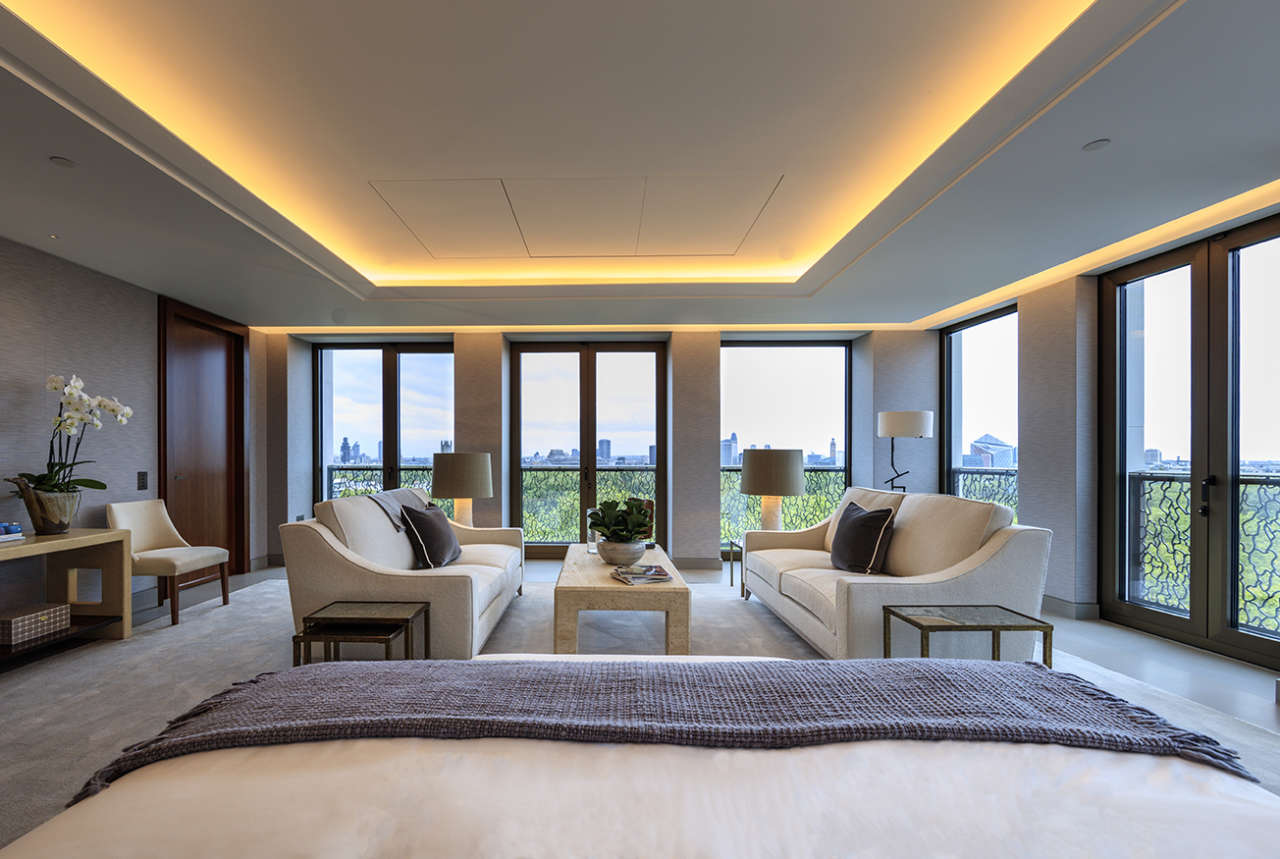 Clarges Penthouse