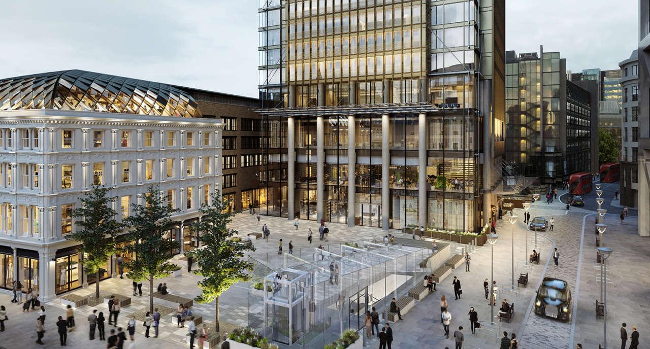 One Bishopsgate Plaza