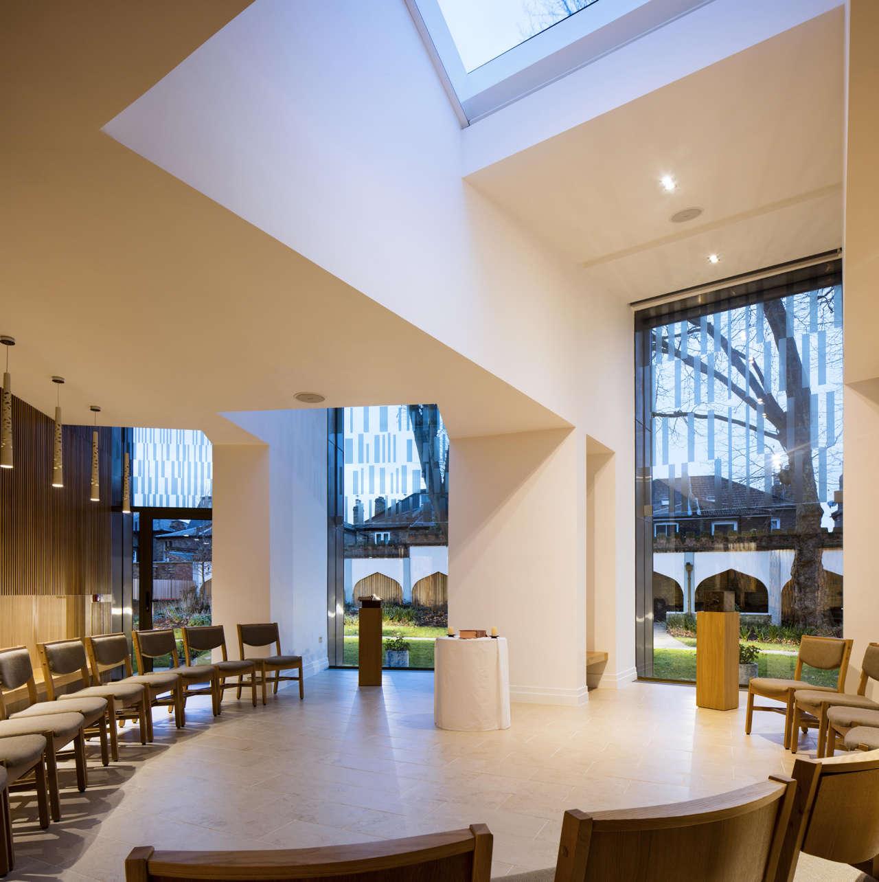 Salesian House shortlisted for a RIBA London Award