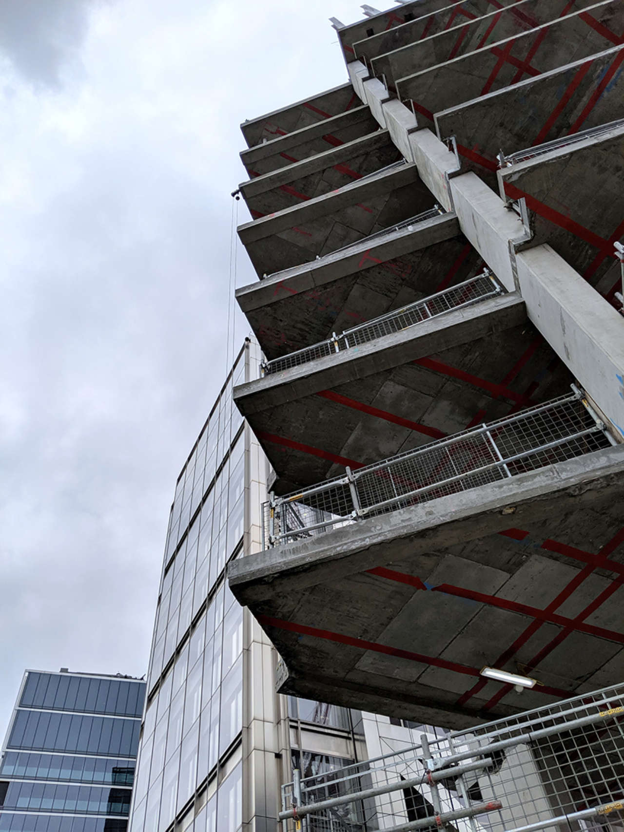 One Bishopsgate Plaza Topping Out